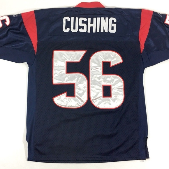 premium selection 919f3 189d8 Reebok NFL Jersey Houston Texans Brian Cushing